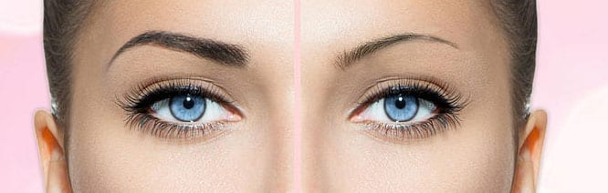 Image result for Microblading vs. Brow Shading