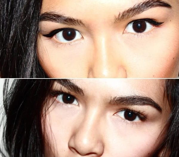 Eyebrows that withstand the test of time