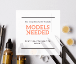 Hosting Students, Models Needed