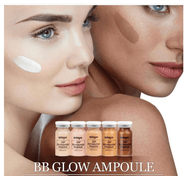 A Semi-Permanent Foundation Alternative: BB Glow