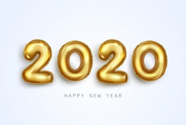 Celebrate 2020 with 20% Off